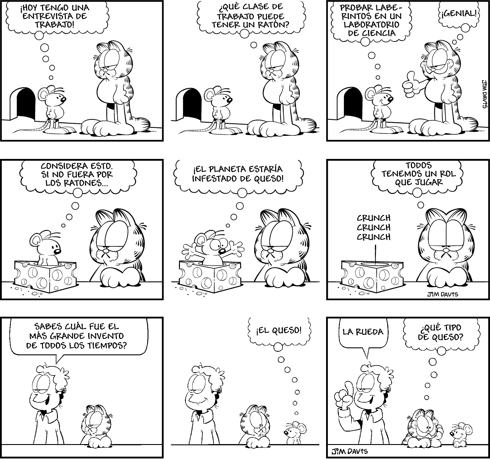 imagen de Garfield