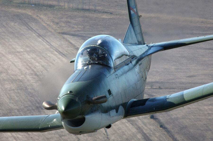 imagen de La Fuerza Aérea tuvo que actuar en 55 ocasiones desde 2018 ante aeronaves irregulares; cinco fueron cercanas a Anchorena
