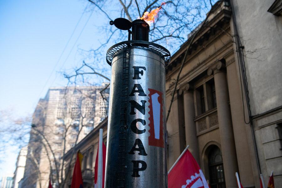 imagen de Los sindicatos intensifican conflictos, mientras buscanacercar posiciones sobre el posible referéndum contra la LUC