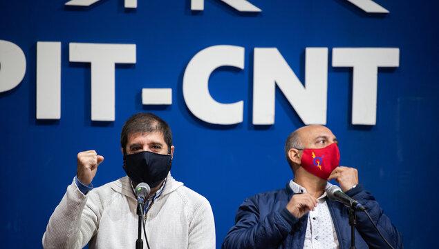 """imagen de El PIT-CNT planifica para 2021 un """"gran encuentro nacional por soluciones"""", con un espíritu similar al del Congreso del Pueblo"""