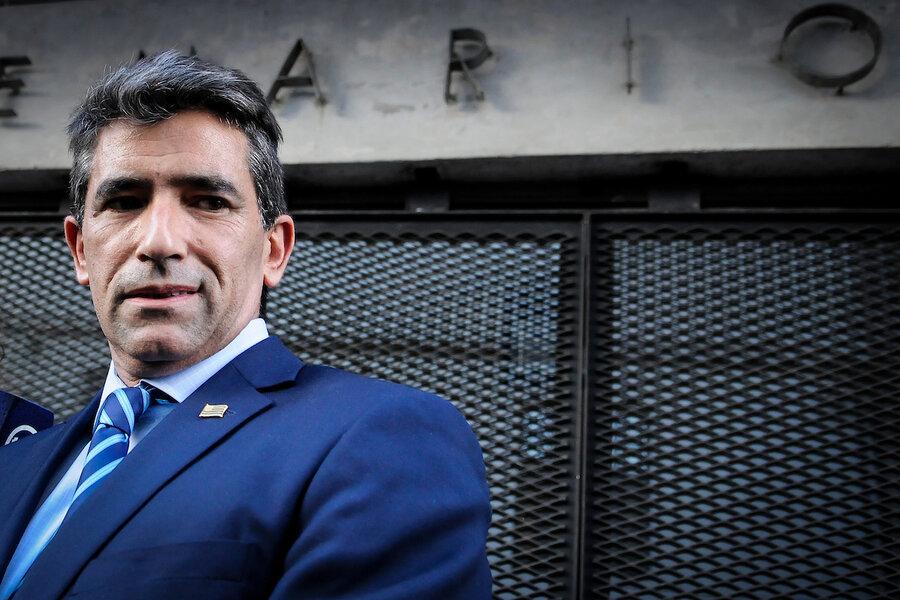 "imagen de A pedido de Sendic, la ministra Arbeleche será citada a declarar por el ""caso Ancap"""