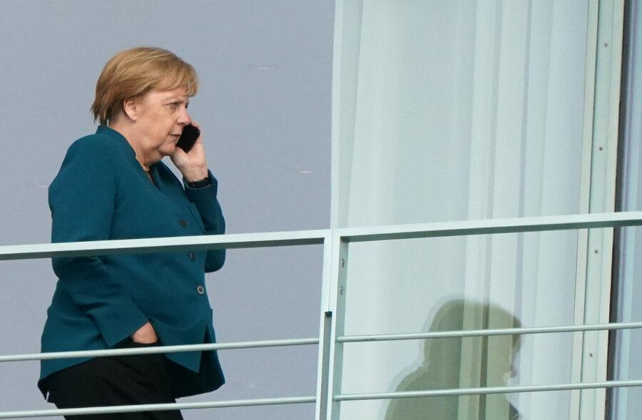 imagen de Lacalle Pou llamará a Merkel para hablar del acuerdo UE-Mercosur
