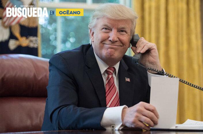 """imagen de Estados Unidos tiene la """"voluntad política"""" de firmar un tratado bilateral con Uruguay"""