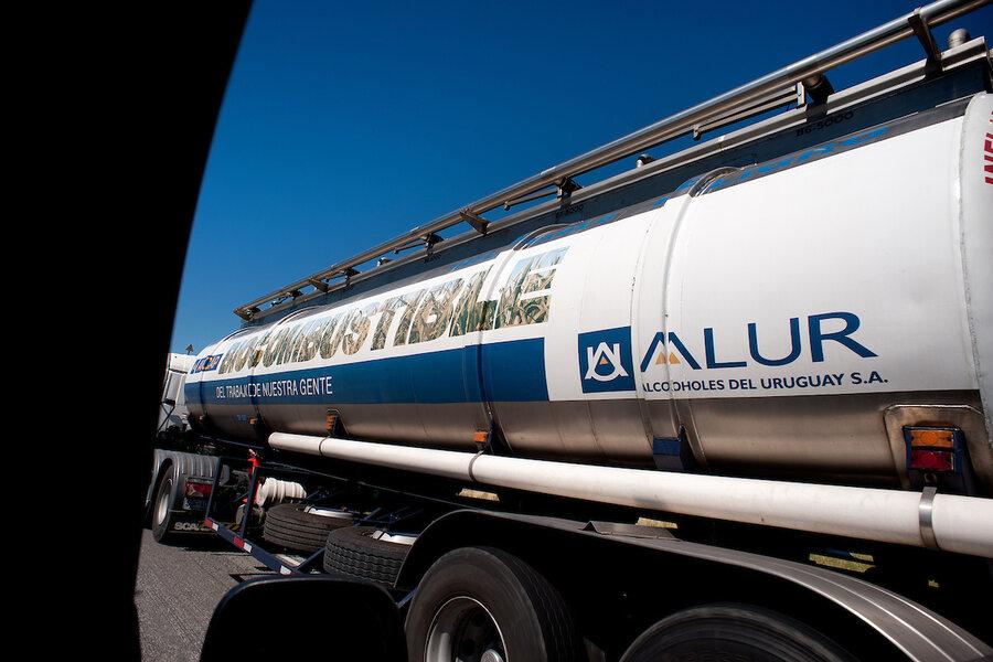 imagen de Ex director de ExxonMobil dirigirá las tres principales subsidiarias de Ancap