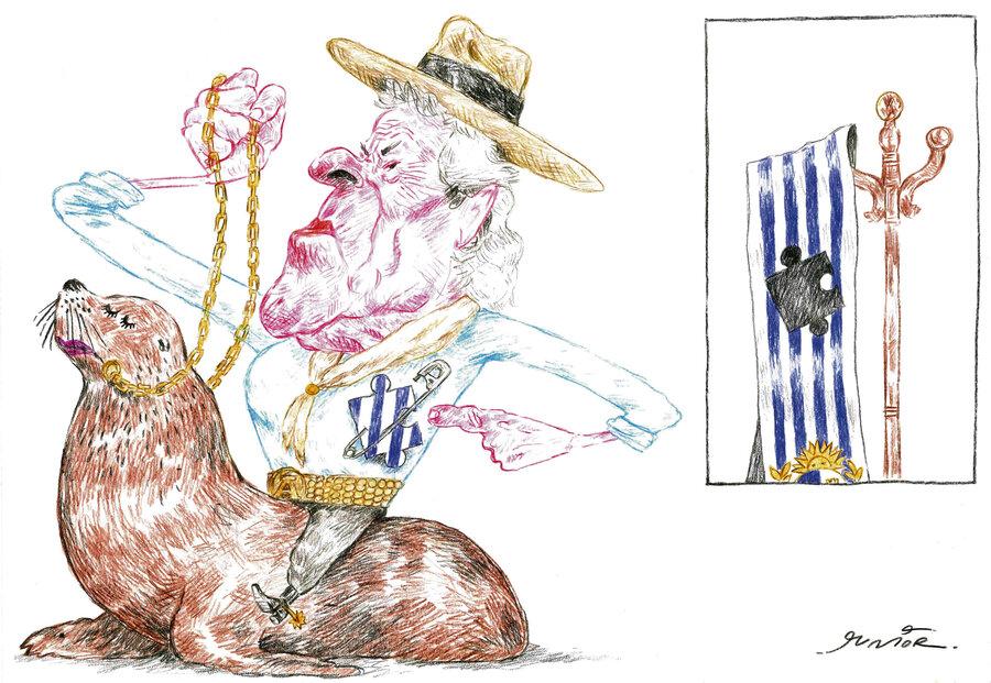 imagen de La batalla por Maldonado se polariza entre los blancos, con Antía —un caudillo con métodos tradicionales— como favorito