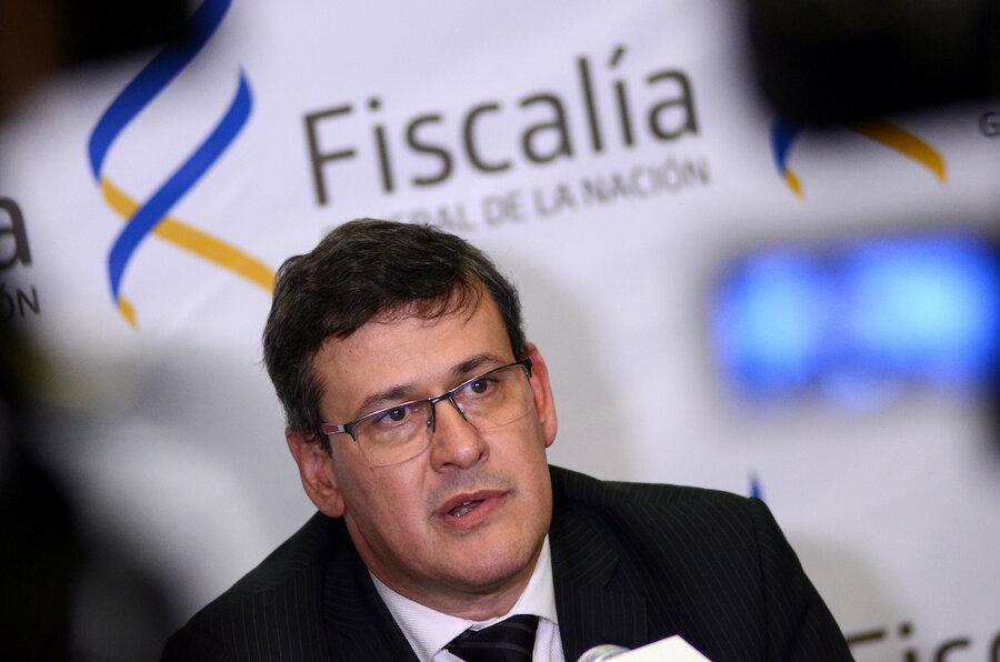 imagen de Fiscalía investigará los viajes oficiales de Miguel Ángel Toma para establecer si se incurrió en delitos