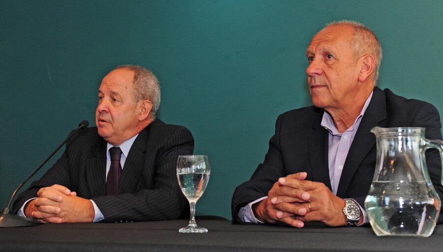 """imagen de El expresidente de la Jutep cree que hay que """"pedir más información"""" sobre las misiones oficiales de Miguel Ángel Toma"""