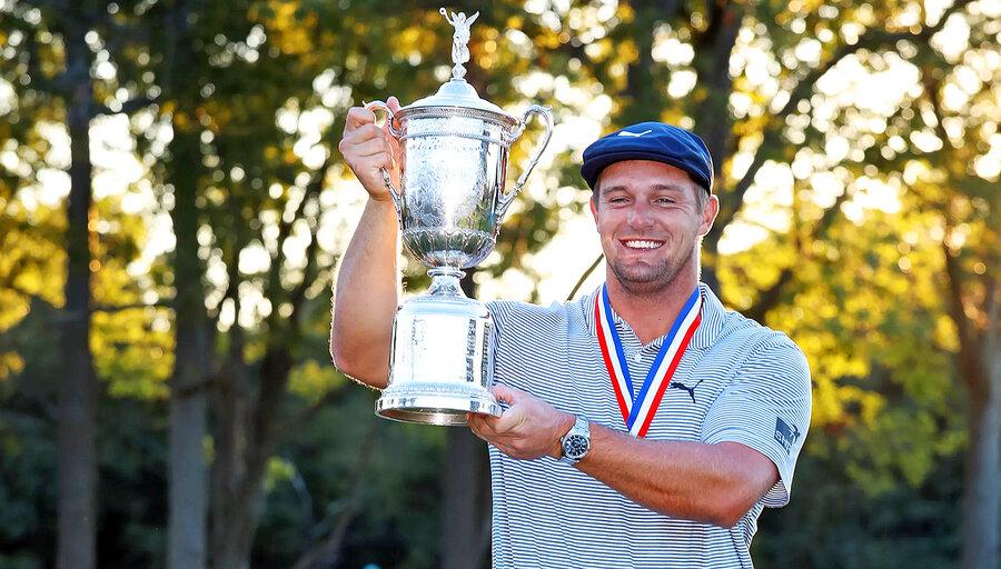 imagen de Con un formidable triunfo en el US Open, Bryson DeChambeau marca el inicio de una nueva era en el golf mundial