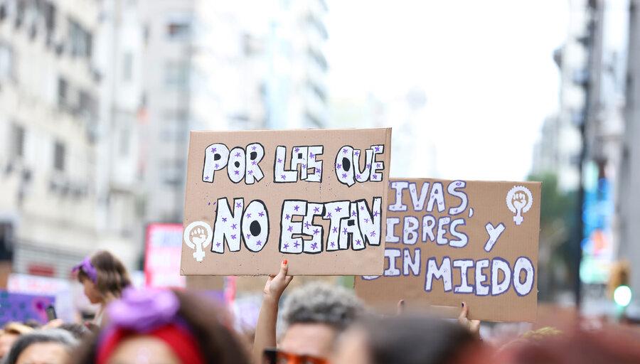 """imagen de """"Resistencia"""" en la Justicia y diferencias de criterios entre Interior y organizaciones sociales dificultan el registro de femicidios"""