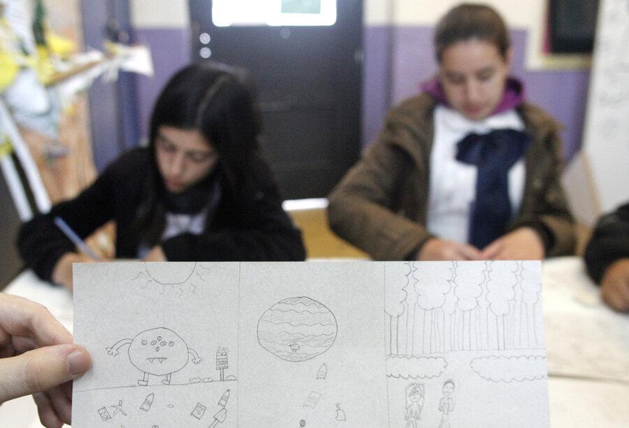 imagen de Siete de cada 10 alumnos de educación inicial a ciclo básico reciben algún tipo de prestación socialdel Estado