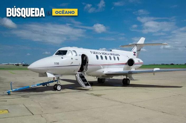 imagen de Un empresario argentino compró el avión presidencial a 180.000 dólares