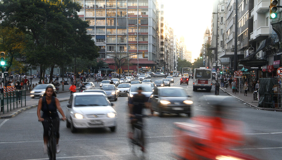 """imagen de Montevideo sobresale dentro de una América Latina con niveles """"deficientes"""" de desarrollo regional, según nuevo índice"""