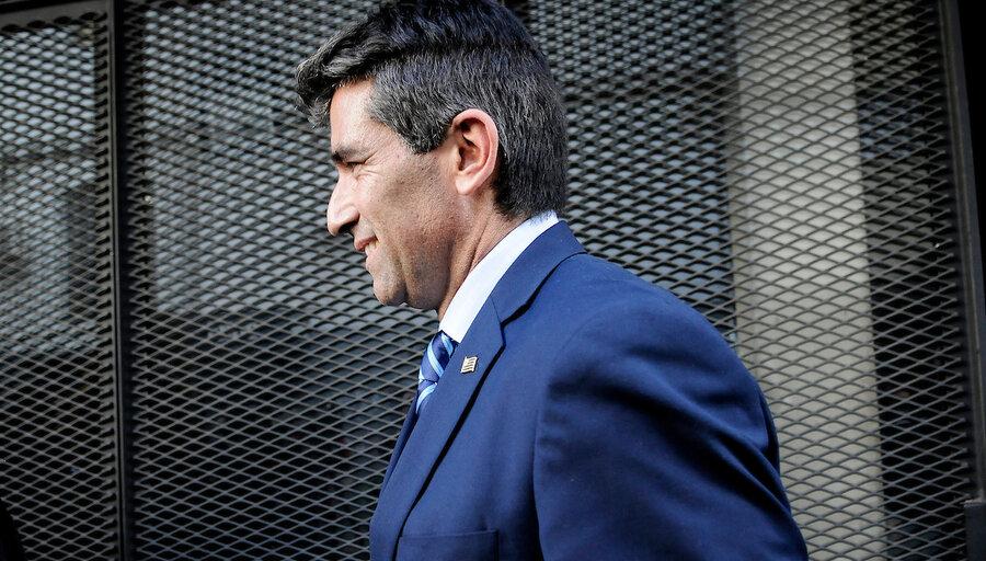 imagen de Defensa de Sendic pide a la Justicia que intime a Arbeleche a responder