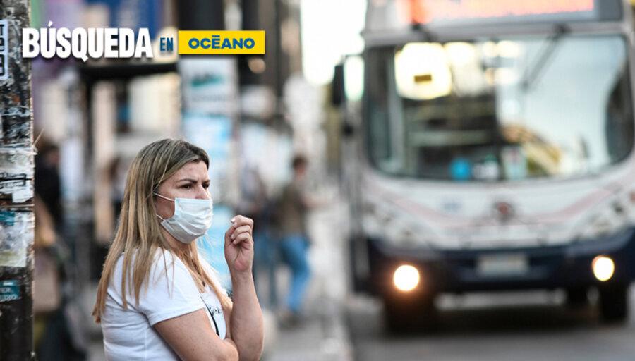 imagen de Nuevo récord de casos activos de coronavirus en Uruguay