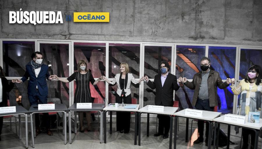 imagen de Carolina Cosse presentó su gabinete para la Intendencia de Montevideo