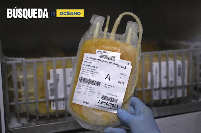 imagen de Preocupa la falta de stock de plasma para los casos graves de Covid