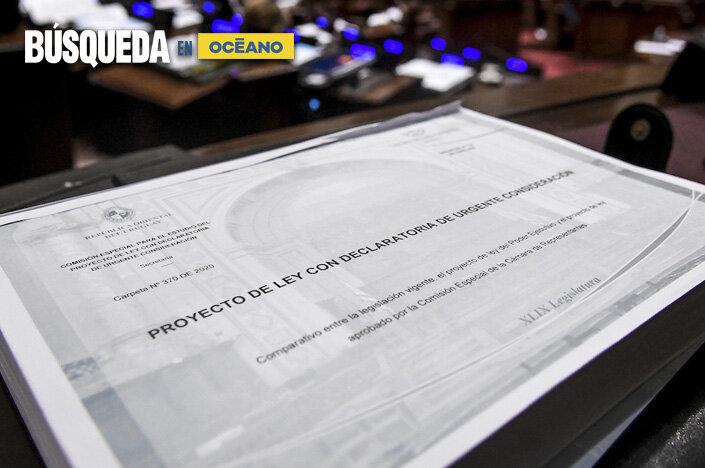 imagen de El PIT-CNT promueve derogar 116 artículos de la LUC, de los cuales cinco votó el Frente Amplio