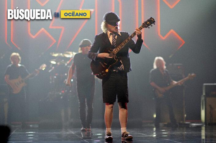 imagen de AC/DC está de regreso con un nuevo disco