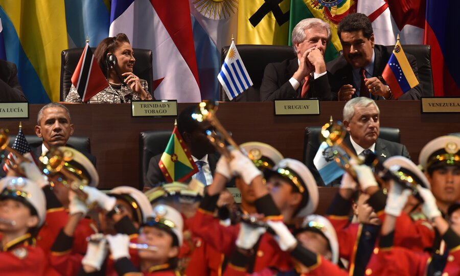 """imagen de Durante el gobierno de Tabaré Vázquez, Uruguay y Venezuela mantuvieron """"relaciones carnales todos los días"""", dice Almagro"""