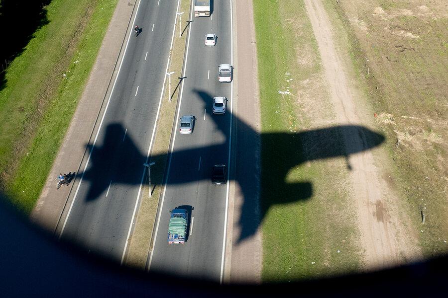 imagen de El Aeropuerto de Carrasco, el de Laguna del Sauce y el de Melilla están sin cobertura de radar para salidas y llegadas