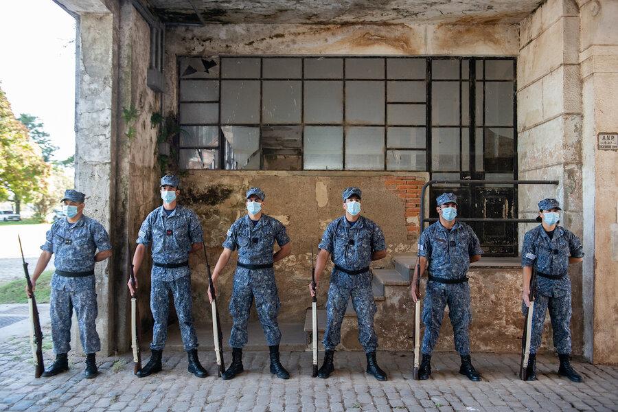 imagen de El gobierno pretende construir una base naval en Fray Bentos para mejorar combate al narco