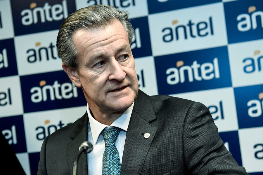 imagen de Antel auditará contratación millonaria directa de una empresa sin antecedentes en el rubro, dispuesta en la gestión de Cosse