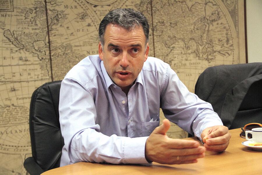 imagen de Orsi busca tender puentes con empresarios y políticos con la mira en el 2024, aunque la oposición departamental intenta unirse