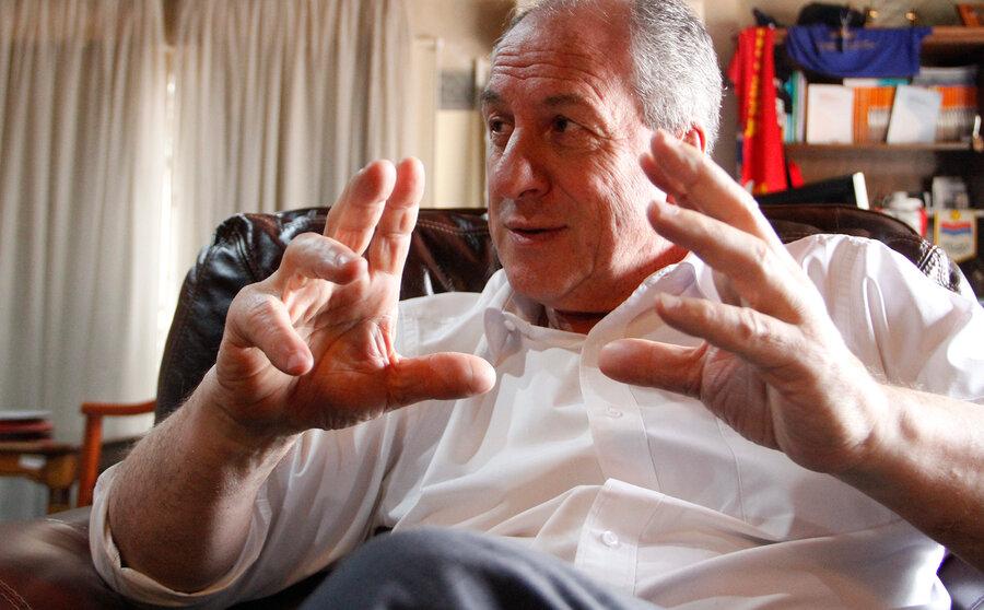 """imagen de Hay un """"enlentecimiento"""" del trabajo de expertos por """"indefiniciones de la coalición"""", dijo Ernesto Murro"""