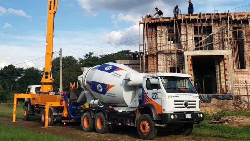 """imagen de Como nuevo jugador del mercado, Cielo Azul dice queentra en el """"momento justo"""" para evitar un faltante de cemento nacional"""