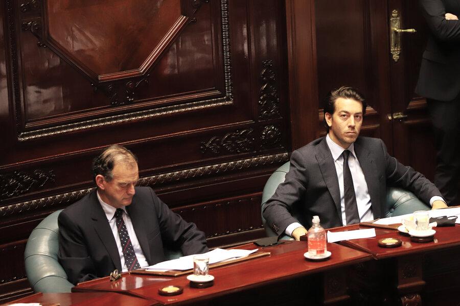 imagen de Juan Sartori declara un patrimonio de casi US$ 100 millones, mientras que el de Guido Manini Ríos roza los US$ 4 millones