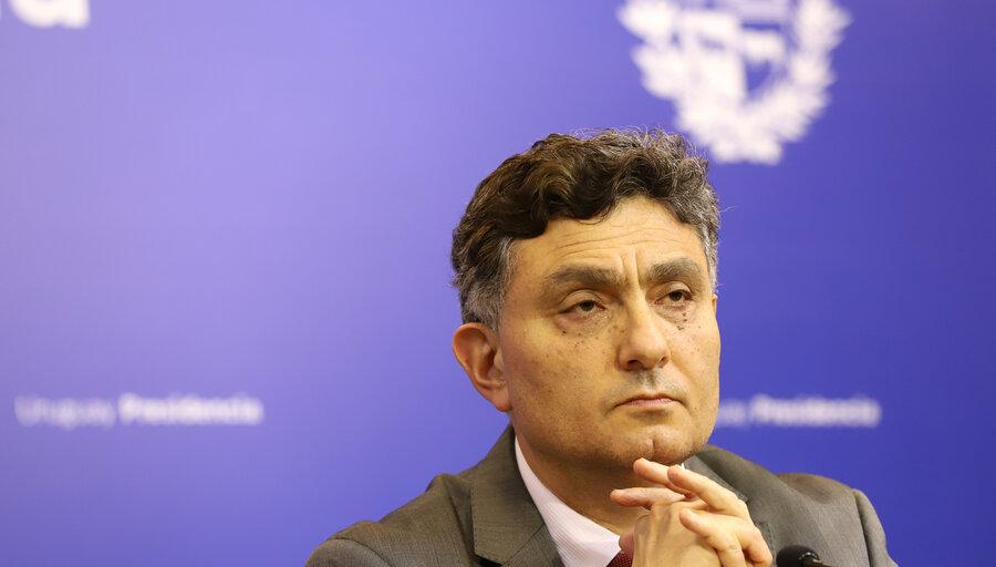 Alfie sostuvo que la inversión de Aratirí calificaba para los beneficios fiscales que le negó el anterior gobierno