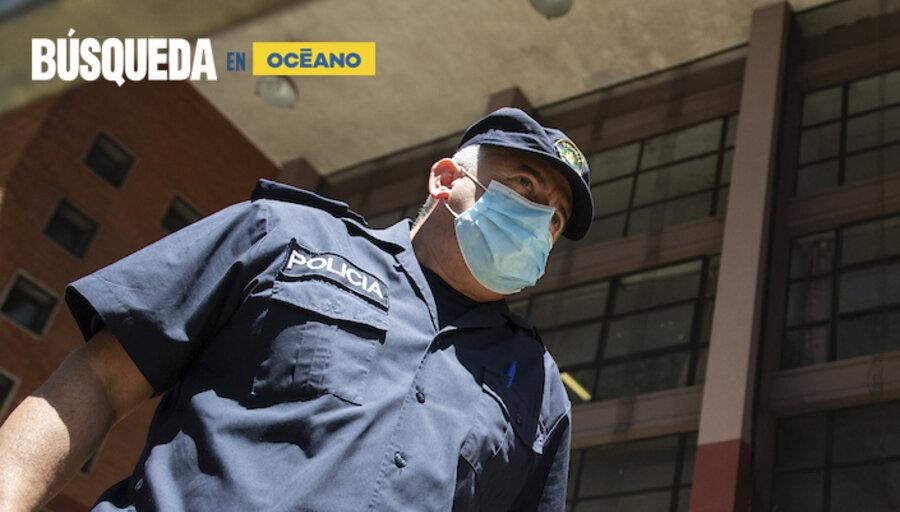 imagen de El Ministerio del Interior presentó las cifras de delitos en los primeros meses de gestión de Larrañaga