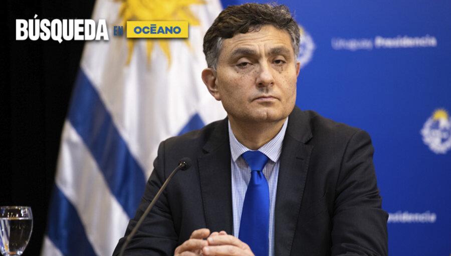 imagen de Isaac Alfie tuvo un papel fundamental en el juicio internacional que Aratirí entabló contra el Estado uruguayo