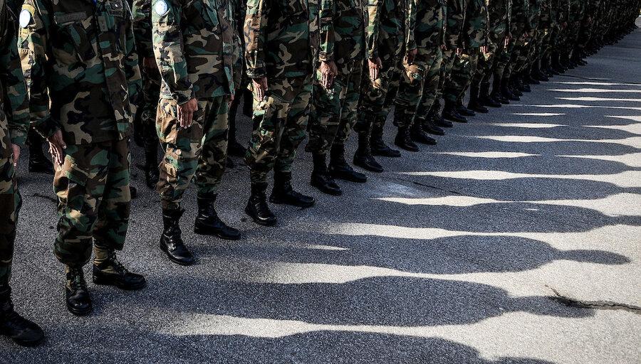 imagen de Negocian convenio para que militares hagan tareas de logística y mantenimiento para UTE