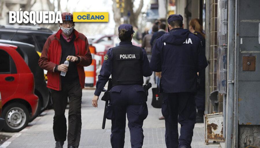 imagen de Ordenan a los policías filmar con sus celulares los operativos que puedan derivar en situaciones como las de la plaza Seregni
