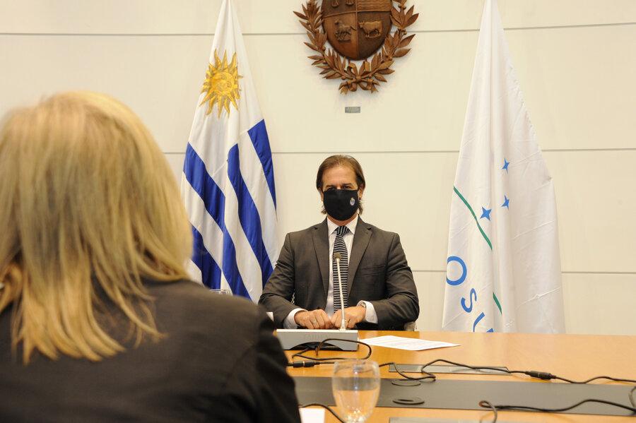 """imagen de El gobierno confía en frenar avance del Covid; oposición pide evitar """"perfilismos"""""""