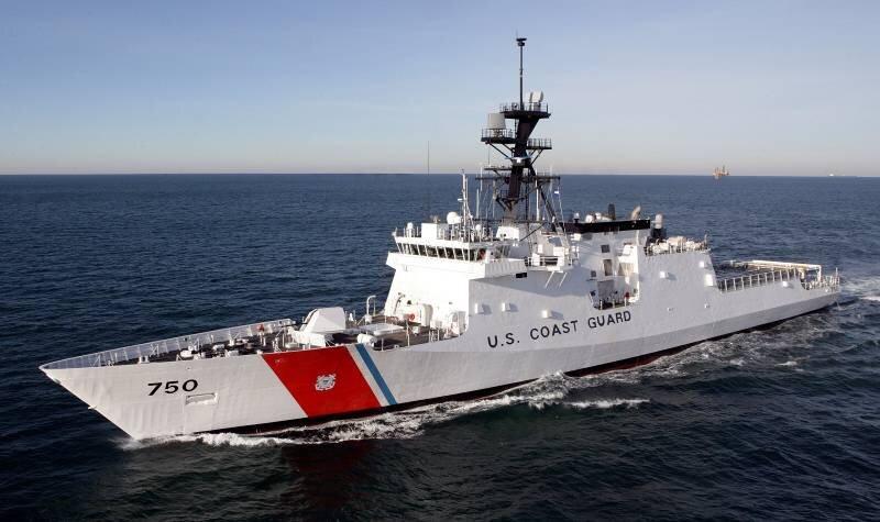 imagen de En una acción sin precedentes, la Guardia Costera estadounidense vendrá a Uruguay para realizar actividades contra la pesca ilegal