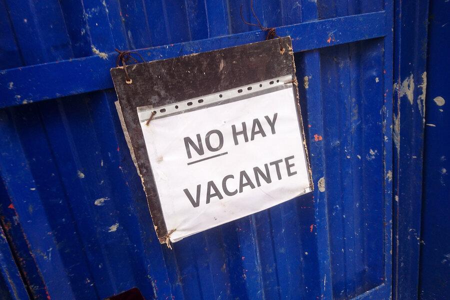"""imagen de """"Es posible"""" que en enero no se recupere el empleo, dice Mieres"""