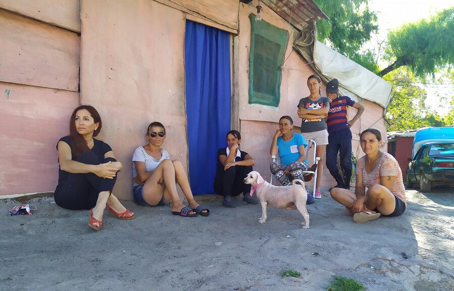 """imagen de Cabildo Abierto ofrece """"soporte social y legal"""" a clasificadoras que se rebuscan a la par de los hombres en el vertedero municipal"""