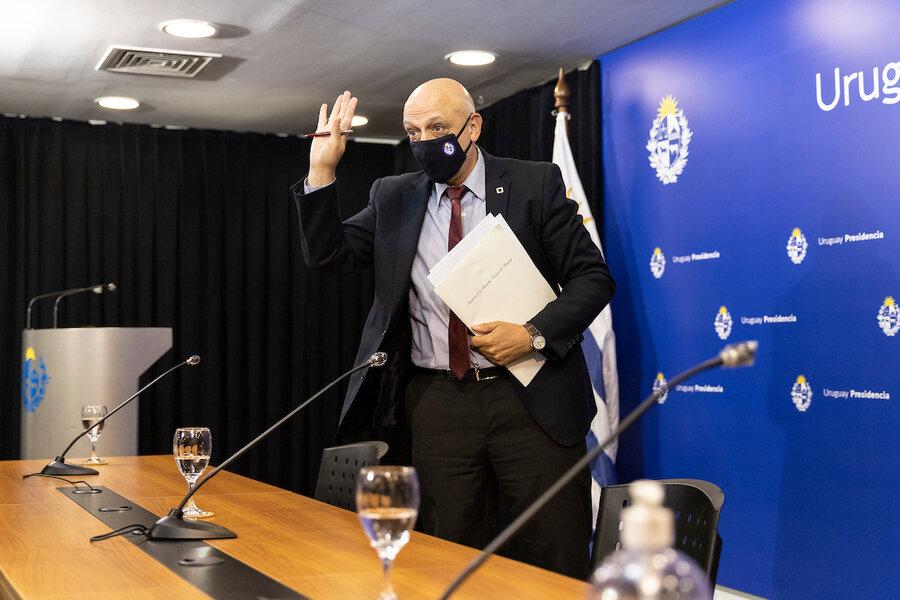 """imagen de Integrantes del GACH cuidarán declaraciones públicas para evitar que se """"politice"""" su trabajo"""