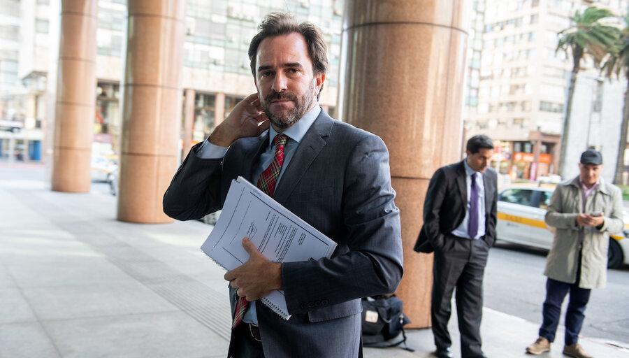 imagen de La bancada del Frente Amplio pide la renuncia de Germán Cardoso tras la imputación a policía
