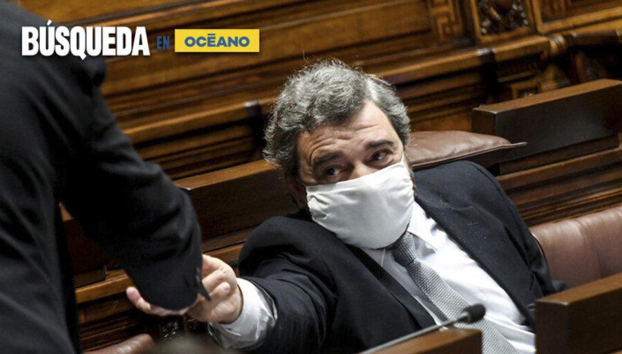 """imagen de Aparecen fisuras en la """"táctica"""" del Frente Amplio de apoyar el proyecto forestal de Cabildo Abierto para complicar al gobierno"""