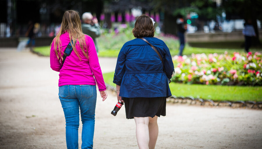 """imagen de Tres de cada cuatro uruguayas considera que tiene un peso mayor al """"ideal"""" y que su figura debería ser """"más pequeña"""""""