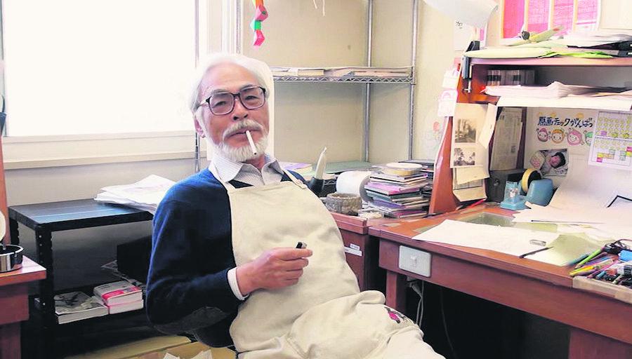 El método Miyazaki