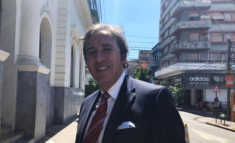 """imagen de Embajador paraguayo expuso a productores uruguayos las ventajas fiscales en su país frente a la """"tremenda carga"""" tributaria local"""