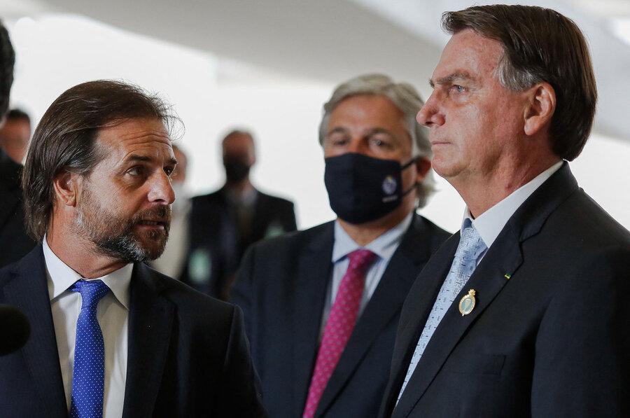 imagen de Uruguay prevé presentar una propuesta de flexibilización del Mercosur igual a la que planteó sin éxito en 2016