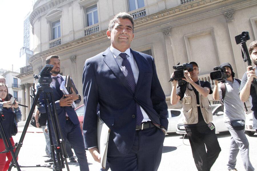 """imagen de Fiscal """"tergiversó"""" hechos para procesar a Sendic y la Justicia tiene ahora una """"magnífica oportunidad"""" para absolverlo"""