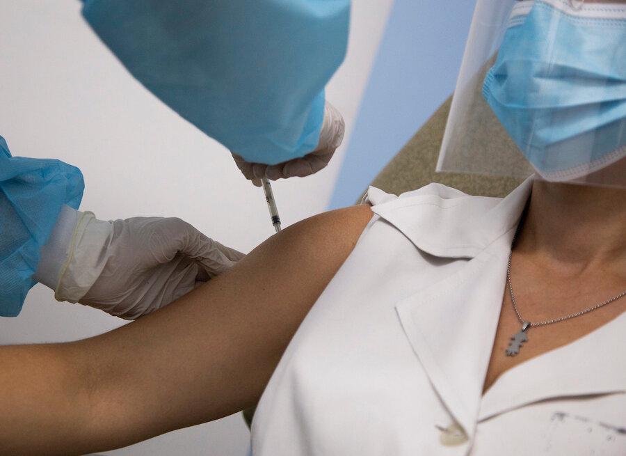"""imagen de Gobierno apuesta a campaña de concientización por temor a que la población """"afloje"""" cuidados con el inicio de la vacunación"""