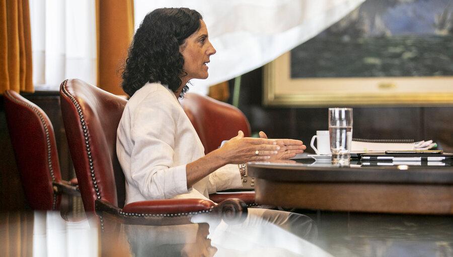 """imagen de Queja frente al FMI por hacer """"recomendaciones al barrer"""""""