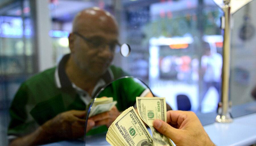 imagen de El dólar prolonga su valorización en Uruguay y el mundo